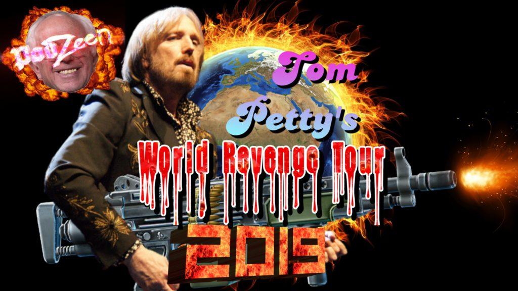 Tom Petty Tour 2019 PodZeen 78   Tom Petty's World Revenge Tour 2019   Obzeen